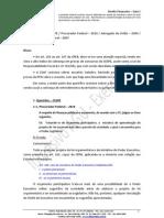 Resumo Da Aula Exercicios Direito Finaceiro Aula 01