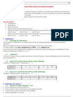 Chimie-TP4 Determination de Qr
