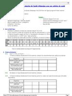 Chimie-TP5 Suivi pHmetrique de l'Acide Ethanoique Par La Soude