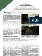 DEEZ-Sonderausgabe 09.2013 - Anträge der CSU- und SPD-Fraktion für den 03.09.2013.