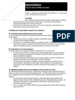 Nuclear Posture Review FactSheet 20100406