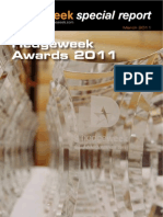 JP Fund Administration HW Awards 2011 JPFA Award