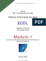 Manuale Ecdl Pdf