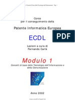 Manuale ECDL Completo