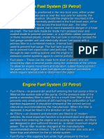 Copy of Engine Fuel System SI Petrol VLE