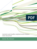 ManheimPark Health Neighborhoods Vision Document 2011