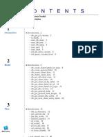 MSC.Acumen 2006 Code Examples