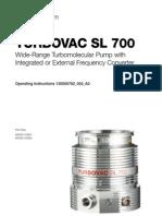 SL700 Manual
