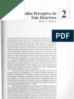 Analisis Perceptivo Del Habla Disartrica