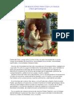 OREMOS POR BENDICIONES PARA TODA LA FAMILIA (Arbol Genealógico)