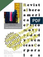 34 Revista Iberoamericana de Psicomotricidad