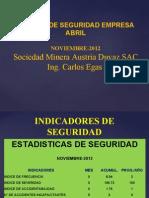 Exposicion Nov 2012