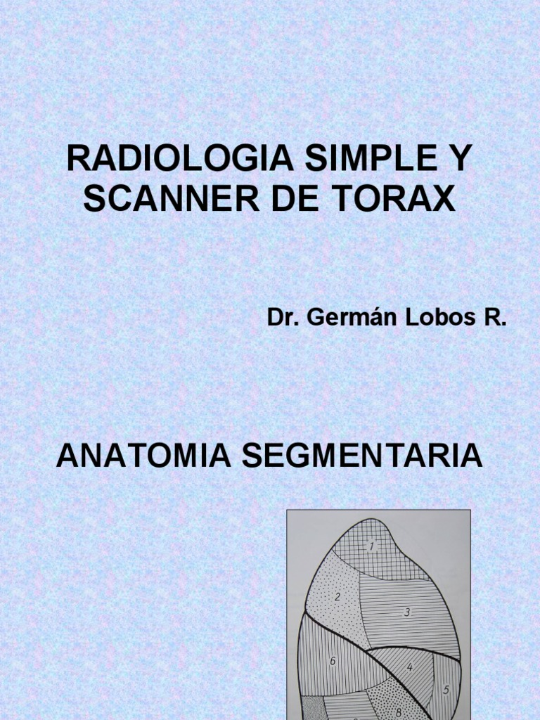 Anatomia Radiologia
