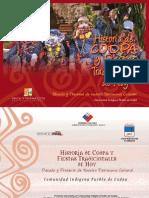 Historia de Codpa y Fiestas Tradicionales de Hoy