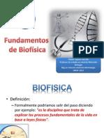 biofísica clase 1