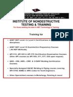 Indttt Training Introduction Navi Mumbai
