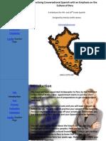 webquest peru