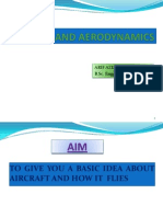 Aircraft and Aerodynamics