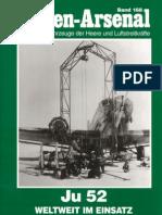 (Waffen-Arsenal Band 168) Ju 52 Weltweit im Einsatz