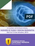 Brochure Curso Internacional Tejido