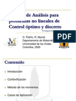 Analisis Control