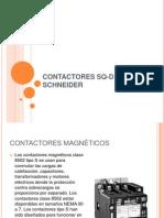 Contactores Sq-d Schneider