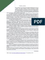 Gramática y proteínas