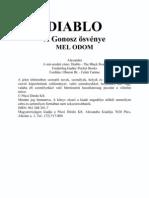 Mel Odom - A gonosz ösvénye