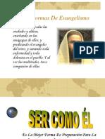 1. Formas de Evangelismo