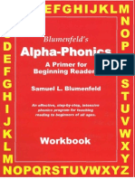 Alpha-Phonics Instruction Manual