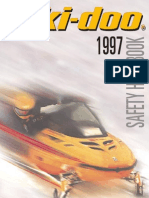1997 Ski-Doo Safety