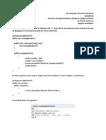 Creando interfaces con Java (Netbenas y Eclipse)