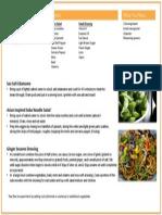 Soba Salad PeachDish RecipeCard