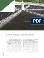 Filtros Biológicos Percoladores Revista TAE, Ed.JunJul2013