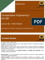 3B Traffic Studies