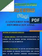 1.1-1.2 Esf. Normal y Deform. Axial