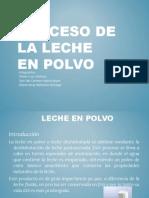 Proyecto Leche en Polvo LALO