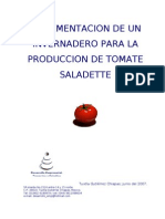 Proyecto Tomate FAPA