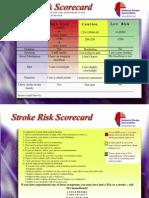 Scorecard Risk