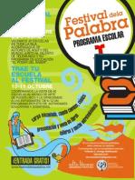 Festival de la Palabra 2013