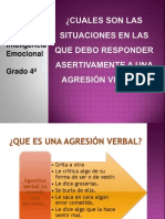 Agresion Verbal 4