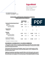 Exxon Mobil Q3 2012 Results Martin Engegren