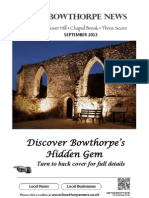 Bowthorpe News September 2013