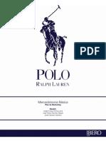 Plan de Marketing Ralph Lauren