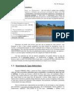 Geotecnia de Funda‡äes-12 Ocorrencia de agua subterrenea 2008