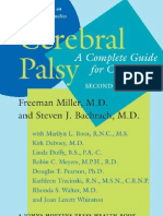Cerebral Palsy Care Giving Guide