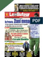 LE BUTEUR PDF du 16/06/2009