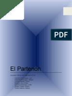 Infomr de Partenon Ana