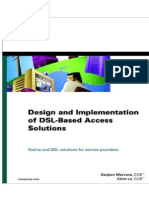 Cisco Press - Design and Implementation of DSL