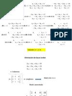 1.3 Gauss-Jordan (Notas)